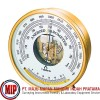 SATO 7610-20 Aneroid Barometer and Thermometer