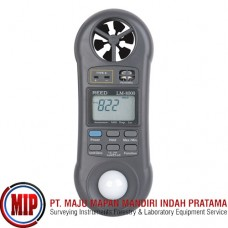 LUTRON LM8000 4 In 1 Portable Environment Meters