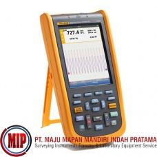 FLUKE 123B Portable Digital ScopeMeter/ Oscilloscope