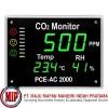 PCE AC2000 Air Quality Carbon Dioxide Meter