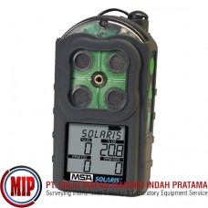 MSA Solaris (10070857) Multi-Gas Detector (CH4, O2, CO, H2S)