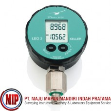 KELLER LEO3 Series Digital Pressure Gauge