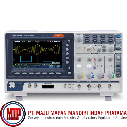 Gw Instek Gds1072b Digital Storage Oscilloscope