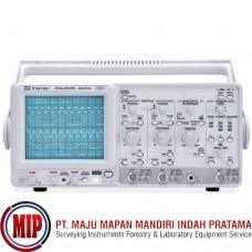 GW Instek GOS6103C Analog Oscilloscope