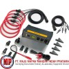 FLUKE 1745 Three-Phase Power Quality Logger Memobox With Flexible Current Probes