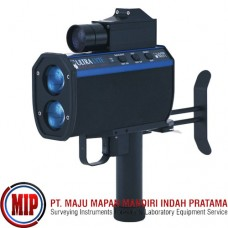 LTI 20/20 Ultralyte 100LR with DBC Portable Laser Speed Gun