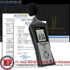 PCE 322A Data Logging Sound Level Meter With LEQ Software