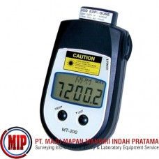 SHIMPO MT200 Contact/Non-Contact Pocket Tachometer