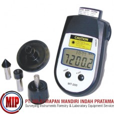 SHIMPO MT200 Contact/Non-Contact Pocket Tachometer