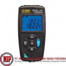 AEMC 1823 Portable RTD Thermometer Datalogger
