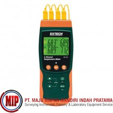 EXTECH SDL200 4 Channel Handheld Digital Thermometer