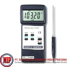LUTRON TM907 Handheld Digital Thermometer